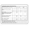 Chimpanzee Organic Protein Bar Vegan Żywność dla sportowców Datteln & Vanille 45g niebieski